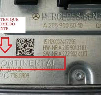 reator mercedes c180-c200